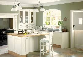 white kitchen cabinets wall color kitchen and decor
