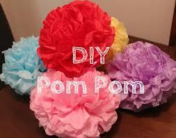 Pom Pom Decorations Diy Pom Pom Tutorial Decorations That Impress Diy Party