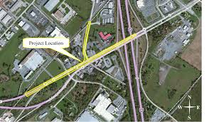 Winchester Virginia Map by Frederick County U2013 Route 11 And Route 661 Improvements At I 81 And