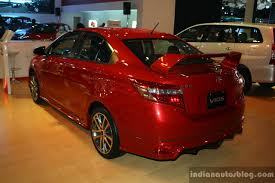 maserati philippines toyota vios trd sportivo rear three quarter at the 2014