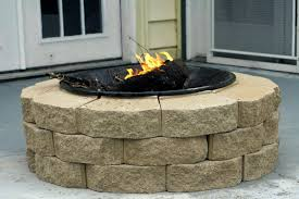 Diy Backyard Fire Pit Ideas by The Movable Backyard Fire Pit Designs House And Decor
