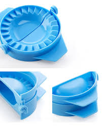 1pc 2017 new random color dumpling maker pierogi device diy