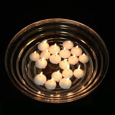 Candles Home Decor 1 5 Inch Round Floating Candle Disc Floater Wedding Party Events