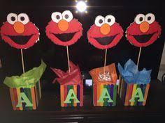 Elmo Centerpieces Ideas by Elmo Centerpiece U2026 Pinteres U2026