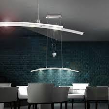 Wohnzimmer Lampe Edel Elegante Hängeleuchte Mit 4 X 5 Watt Led Strahlern Lampen U0026 Möbel