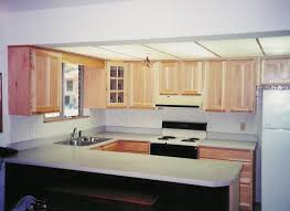 contemporary oak unfinished for u shaped kitchen cabinet sets plus
