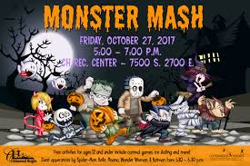 monster mash halloween monster mash coming oct 27 cottonwood heights
