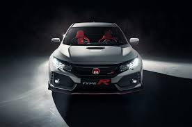 honda civic crowned top car 2017 honda civic type r first look review