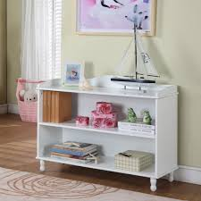 children u0027s 2 shelf white bookcase free shipping today