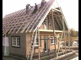 build a house timberworks europe ltd ecological thermolog panel house 5 days