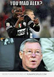 Mad At You Meme - pogba meme you mad alex funny pictures