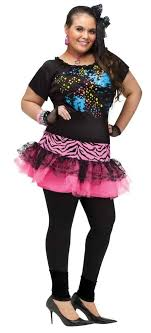 girl costumes plus size 80 s pop party girl costume candy apple costumes see