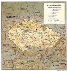 Bohemia Map Nemelka Family Maps