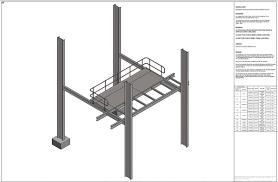 mezzanine storage platforms at britvic intelect