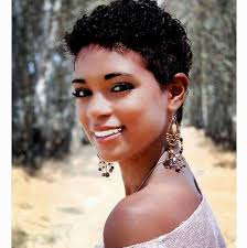 pictures on natural hairstyles for african american short hair