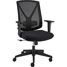 White Office Chair Staples Staples Bonley Mesh Chair Black Staples