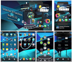 free launchers for android next launcher 3d shell lite 3 10 for android apk free