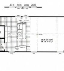 Three Bedroom Ground Floor Plan 3 Bedroom Floorplans Modular And Manufactured Homes In Ar