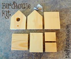 easy diy birdhouse kit project u2022 the fit cookie