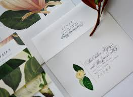 Abbreviation Of Rsvp In Invitation Card Wedding Envelope Addressing Citrus Press