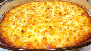 fashioned corn pudding corn casserole recipe