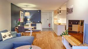 beautiful small one bedroom apartment design youtube