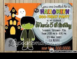 25 best kids halloween birthday party invitations u0026 decorations