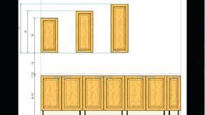 standard wall cabinet height uncategorized kitchen cabinet height in finest standard wall