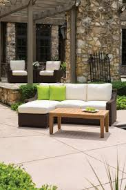 Patio Renaissance Outdoor Furniture by 9 Best Outdoor Curved Sectionals Images On Pinterest Outdoor