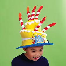 birthday hat dr seuss happy birthday to you hat birthdayexpress