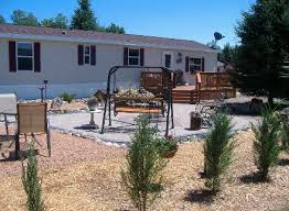 mobile home yard design landscaping ideas for mobile homes mobile home living