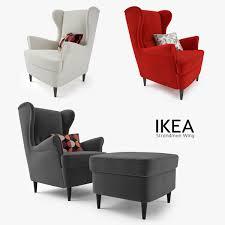 Ikea Armchair Model Ikea Strandmon Wing Chair