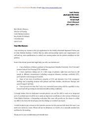 diabetes nurse cover letter
