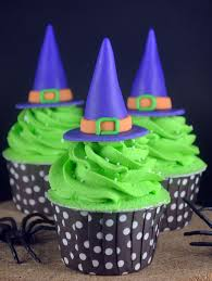 halloween cakes to make how to make witch u0027s hat cupcakes bake happy