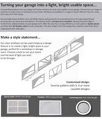 compact sectional roller garage doors security direct