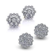 diamond earrings earrings