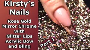 i doing my own nails part 1 tip and overlay full cover