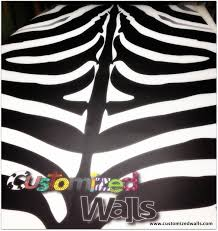 zebra wall mural from customized walls sami s room ideas zebra wall mural from customized walls