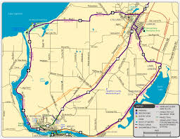map of calumet michigan calumet laurium and lake linden trails bike routes map