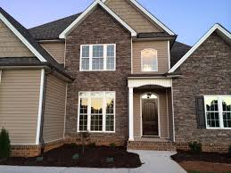 Frank Betz Homes Building Our Home Frank Betz Raines Plan Certainteed Natural