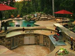 Diy Backyard Pool by Outdoor Kitchen Awesome Diy Outdoor Kitchen Ideas Diy Outdoor