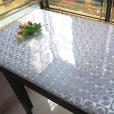 dining table cover clear online shop 2017 new arrival kawaii pvc cat table runners waterproof