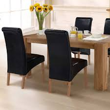 Pc Dining Room Furniture Rectangle Oak Wood Dining Table Black - Dining room table placemats