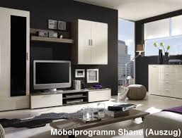 Wohnzimmerschrank Skandinavisch Highboard Shane 88x91x39 Magnolie Hochglanz Kommode