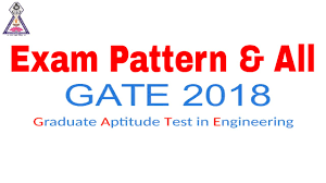 pattern of gate exam all about gate 2018 exam full details about gate exam pattern and