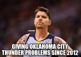 Okc Memes - nba memes on twitter mike miller the okc thunder killer http