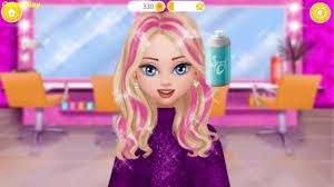 fun care hair salon dress up makeup kids games superstar fashion awards