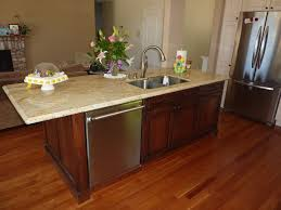 kitchen island with dishwasher and sink kitchen island sink installation decoraci on interior