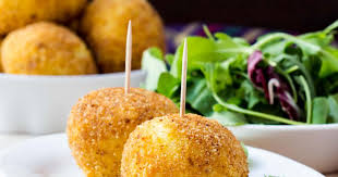 cuisine sicilienne arancini recette risotto balls 750g