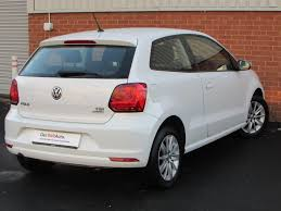 volkswagen polo 2015 volkswagen polo se tsi white 2015 11 27 in middlesbrough